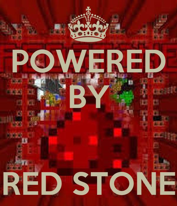 Galleries: Minecraft Wallpaper , Powered By Redstone Logo , Powered ...
