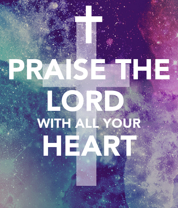praise the lord with - photo #2