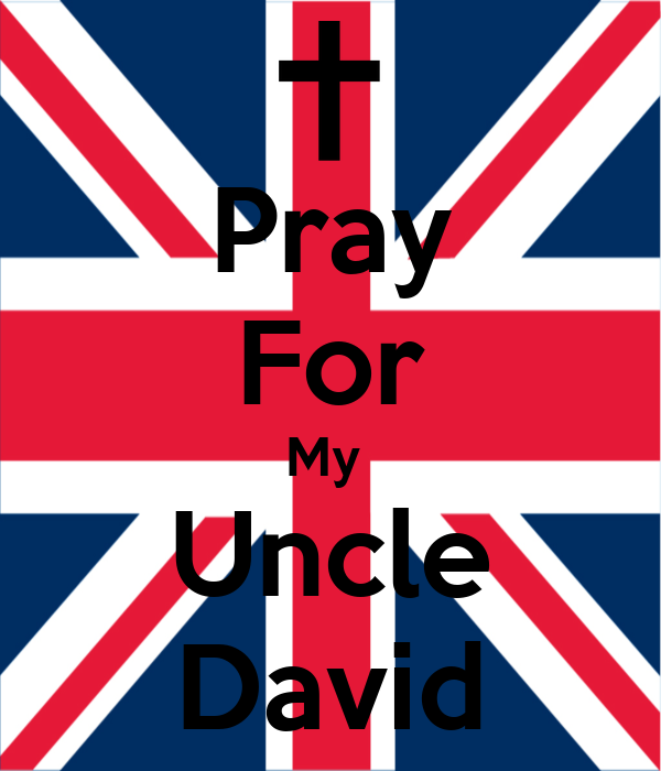 pray for my uncle