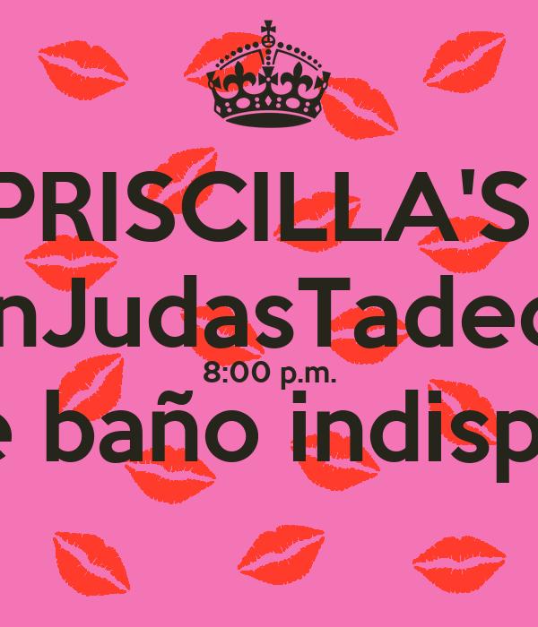 PRISCILLA'S Quinta SanJudasTadeo,Altamira 8:00 p.m. Traje ...