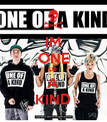 IM ONE OF A KIND - Personalised Poster large