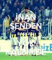İNAN SENDEN BAŞKASI YOK KALBİMDE - Personalised Poster large