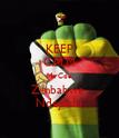 KEEP CALM Ma Cde Zimbabwe  Ndeyedu - Personalised Poster large