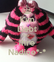 Kim Liebt Nur Ihre Nadine*-* - Personalised Poster large