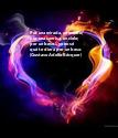 Por una mirada, un mundo;  por una sonrisa, un cielo;  por un beso... yo no sé  qué te diera por un beso. (Gustavo Adolfo Bécquer) - Personalised Poster large