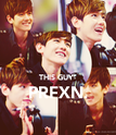 THIS GUY- PRFXN.  - Personalised Poster large