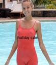 holiday calm   - Personalised Tea Towel: Premium