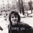 30 years ago Still loving you ... - Personalised Tea Towel: Premium