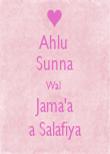 Ahlu  Sunna Wal  Jama'a a Salafiya - Personalised Tea Towel: Premium