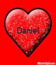 Daniel    - Personalised Tea Towel: Premium