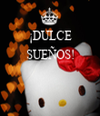 ¡DULCE SUEÑOS!    - Personalised Tea Towel: Premium