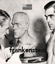 frankenstein - Personalised Tea Towel: Premium