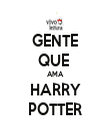GENTE QUE  AMA HARRY POTTER - Personalised Tea Towel: Premium