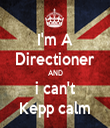 I'm A Directioner AND i can't Kepp calm - Personalised Tea Towel: Premium