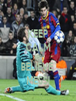 KEEP CALM AND BELIEVE  MESSI - Personalised Tea Towel: Premium