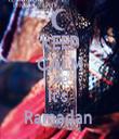 KEEP CALM AND It's  Ramadan  - Personalised Tea Towel: Premium