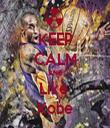 KEEP CALM AND Like  Kobe - Personalised Tea Towel: Premium