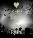 KEEP CALM AND Like Ryan  - Personalised Tea Towel: Premium