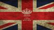 KEEP CALM AND LOVE AKTAU - Personalised Tea Towel: Premium