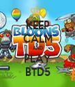 KEEP CALM AND PLAY BTD5 - Personalised Tea Towel: Premium