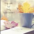 Keep calm And Study English Literature - Personalised Tea Towel: Premium