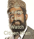 Keep Calm  And Watch Citizen Khan - Personalised Tea Towel: Premium