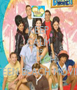KEEP CALM AND WATCH TEEN BEACH MOVIE - Personalised Tea Towel: Premium