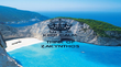 Lù & JÉ KEEP CALM  09Oct - 23Oct THiNK OF ZAKYNTHOS - Personalised Tea Towel: Premium
