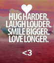 <3 - Personalised Poster small