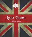 Igor Garin Вконтакте   - Personalised Poster large