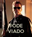 SE  FODE VIADO - Personalised Poster large