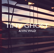 TINY GHOST AVIN WILD   - Personalised Poster large