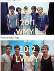 2011 WMYB and 2012 LWWY - Personalised Poster large