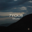 7YOU8 DALLAS   - Personalised Poster large