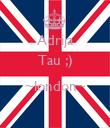 Adrija Tau ;)  ~london~  - Personalised Poster large