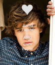 Alexa Talens AND Liam Payne - Personalised Poster large
