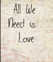 All We
