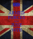 ARMED FORCES DAY JUNE 30TH - Personalised Poster large