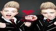 B*TCH PLEASE LISTEN JEDWARD MUSIC!!! - Personalised Poster large