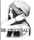 BE ORIGINAL - Personalised Poster large