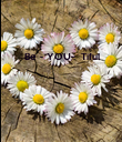 Be - YOU-  Tiful  - Personalised Poster large