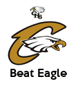 Beat Eagle - Personalised Poster large