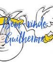 Bem-vindo Guilherme - Personalised Poster large