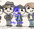 Big Time Rush is  My Life - Personalised Poster large