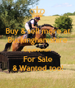 Buy & sell more at Buckinghamshire Equestrian For Sale & Wanted too! - Personalised Poster large