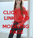 CLICK THE  LINK  AND LIKE MY MODELING  PAGE - Personalised Poster large