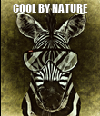COOL BY NATURE  - Personalised Poster large
