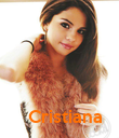Cristiana - Personalised Poster large