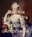 Daniela Alexandra Ramos MARIE Antoniette - Personalised Poster large