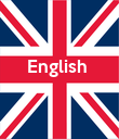English     - Personalised Poster large